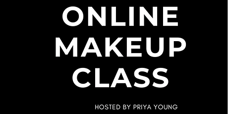 Forever Young Presents - Online Makeup Class tickets