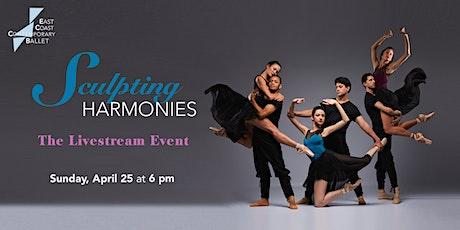 SCULPTING HARMONIES: The Livestream Event tickets