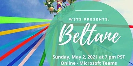 Beltane presented by the Senior Class of WSTS tickets