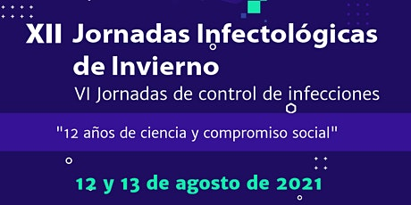XII Jornadas Infectológicas de Invierno 2021 entradas