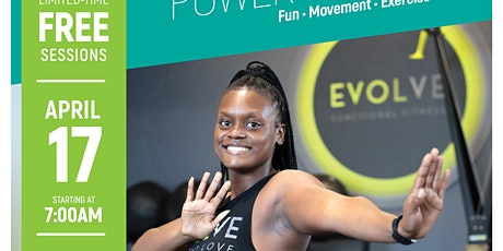 Move -Dance and Tone edition - featuring Coach Ashlee and Dasquay tickets