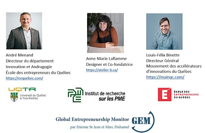 Image de Rapport GEM 2019 et portrait de l'écosystème entrepreneurial de Montréal