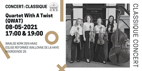 Quartet With A Twist (QWAT) tickets