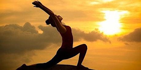 Outdoor Yoga & Reiki Meditation tickets