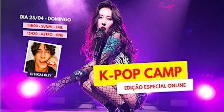 K-POP CAMP - Edição Especial Online ingressos