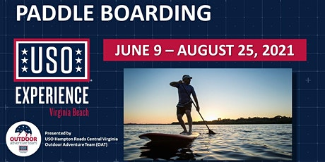 USO Experience Paddleboarding tickets