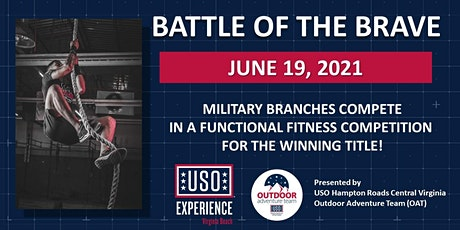 "The USO Experience | VB ""Battle of the Brave"" tickets"