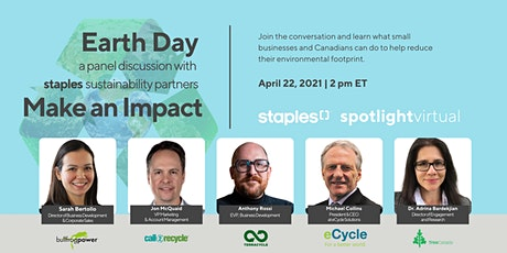 Panel Discussion - Earth Day: Make an Impact tickets