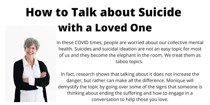 Critical Mental Health Conversations image