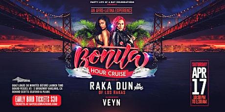 BONITA MIDNIGHT CRUISE HOSTED BY RAKA DUN OF LOS RAKAS tickets