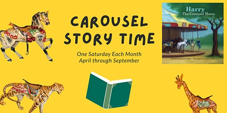 Carousel Story Time #4- Harry the Carousel Horse by Karin Tetlow tickets