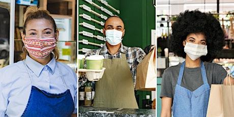 Pan Con Café: Una conversación con recipientes de ayuda financiera entradas