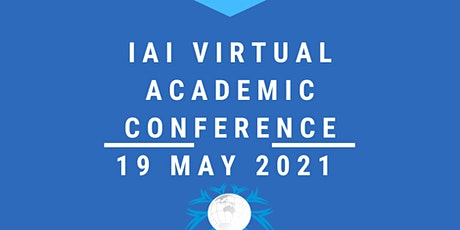 International VIRTUAL Academic Conference  May 19,  2021 tickets