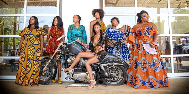 Besida African Print Shopping Experience image