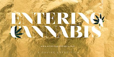 ENTERING CANNABIS - LIVE - Platform Launch - Canada tickets