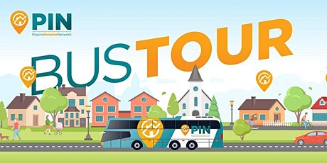 Passive Investor Network's Real Estate Bus Tour tickets