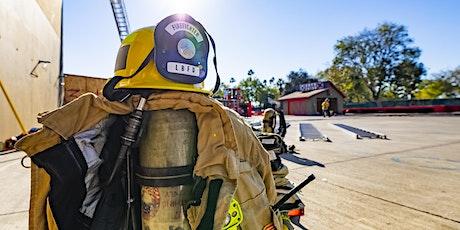 Long Beach Fire Department Recruitment Webinar bilhetes
