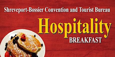 Hospitality Breakfast - June 2, 2021 tickets