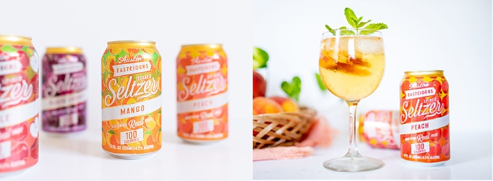 Spiked Seltzers: A Virtual Tasting & Mixology Workshop image