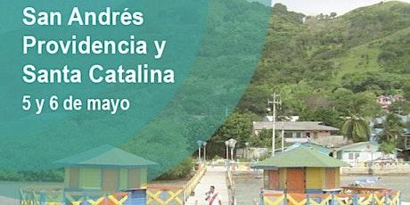 Foro: Soluciones Basadas en la Naturaleza y Negocios Verdes en San Andrés tickets