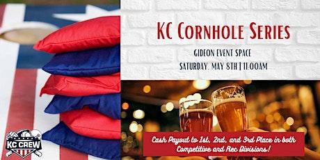 Kansas City Cornhole Series - May tickets