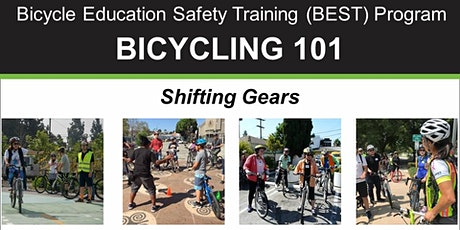 BIKE MONTH: Bicycling 101 - Shifting Gears - Online Class tickets