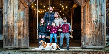 4/17 Spring Mini-Sessions at the Barn tickets
