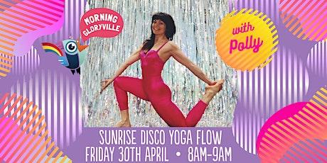 Morning Gloryville Sunrise Disco Yoga Flow tickets