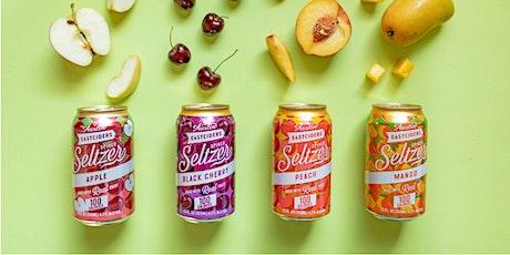 Spiked Seltzers: A Virtual Tasting & Mixology Workshop tickets