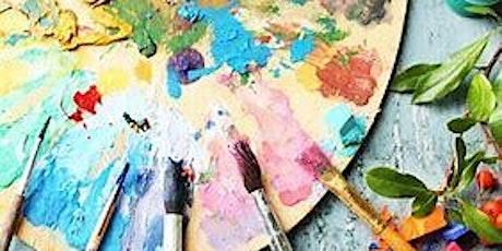 Mixed Media Art Classes tickets