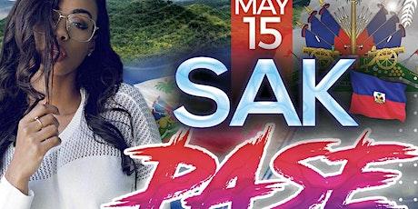 Sak Pase Miami (Haitian Flag Edition) entradas