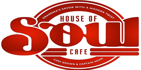 House of Soul 2 Presents: Jazz and Soulfood tickets