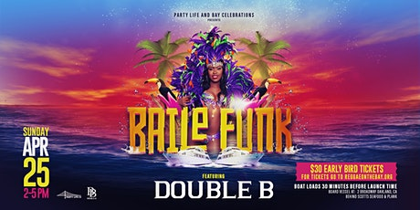 BRAZILIAN  BAILE FUNK CRUISE WITH DJ DOUBLE B tickets