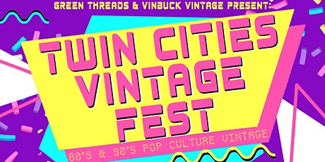 Twin Cities Vintage Fest tickets