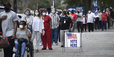 The Surge of Voter Suppression Laws Premised on the Big Lie tickets