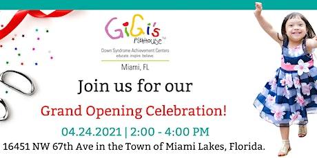 GiGi's Playhouse Miami Grand Opening tickets