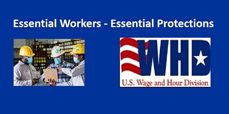 Essential Workers Essential Protections - Colorado, North/South Dakota bilhetes