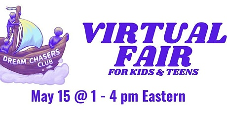 Dream Chasers Club Virtual Fair tickets