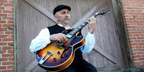 Jazz Monday: Rob Harding tickets