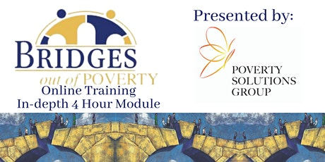 Bridges Out of Poverty In-depth 4 Hour Module tickets