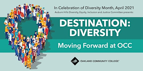 CHEW ON THIS Discussion: Destination: Diversity- Moving Forward at OCC tickets