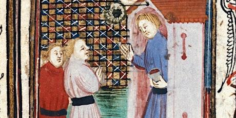 Medieval Travel: Harlaxton Online Medieval Zoomposium billets