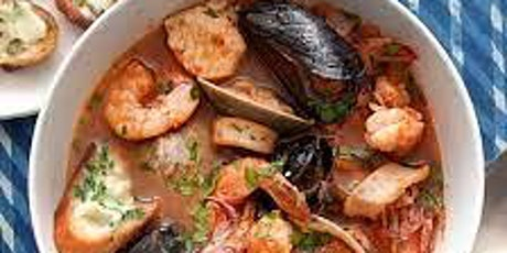 Bay Cioppino - Class Only (no ingredients) tickets