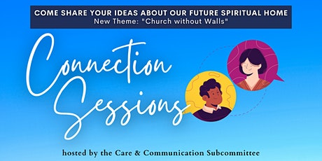 Connection Sessions: Church without Walls tickets