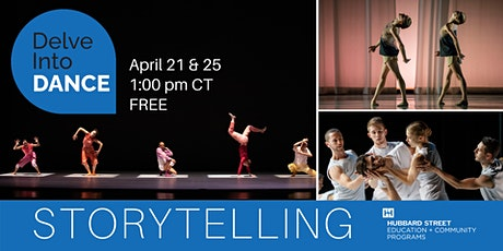 Delve into Dance: Storytelling tickets