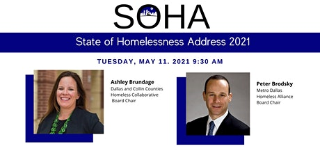 State of Homelessness Address Reimagined tickets
