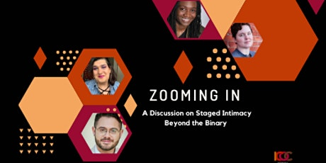 Zooming In: A Discussion on Staged Intimacy Beyond the Binary tickets
