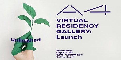 A4 Virtual Residency (A4VR) Gallery: Launch tickets
