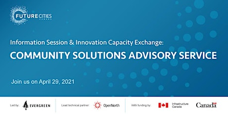 Community Solutions Advisory Service Information Session tickets