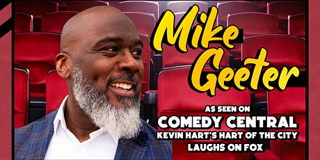 Comedian Mike Geeter in Chicago, IL tickets